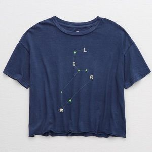 Aerie Star Sign Leo Shirt